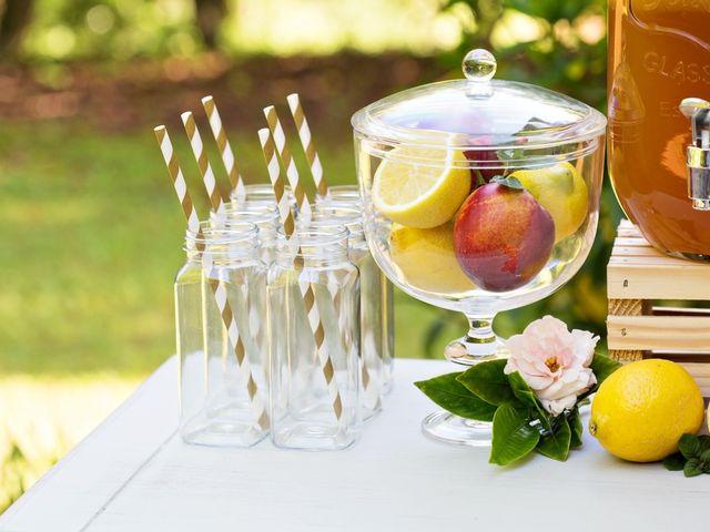 20 cócteles sin alcohol para la fiesta de su matrimonio