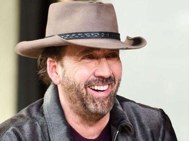 ¿Suenan las campanas de boda para Nicolas Cage?