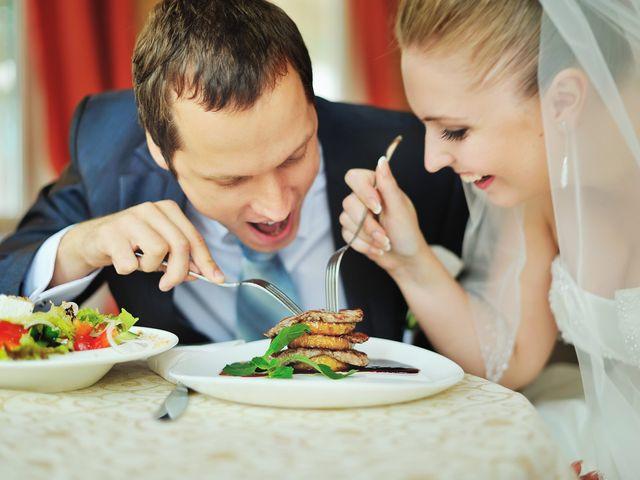 Test para novias: ¿Llegarás en forma al altar con tu alimentación?