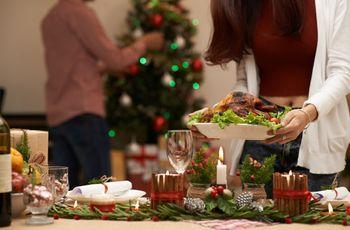 5 recomendaciones para mantener la figura en Navidad
