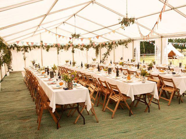 ¿Cómo iluminar y decorar la carpa para matrimonio?: 10 ideas tentadoras