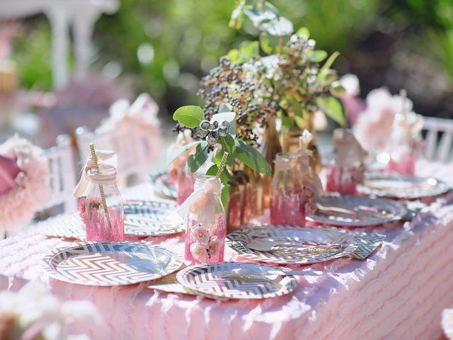 Un matrimonio en rosa cuarzo, el color pantone 2016
