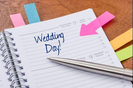 Checklist de última hora para novias