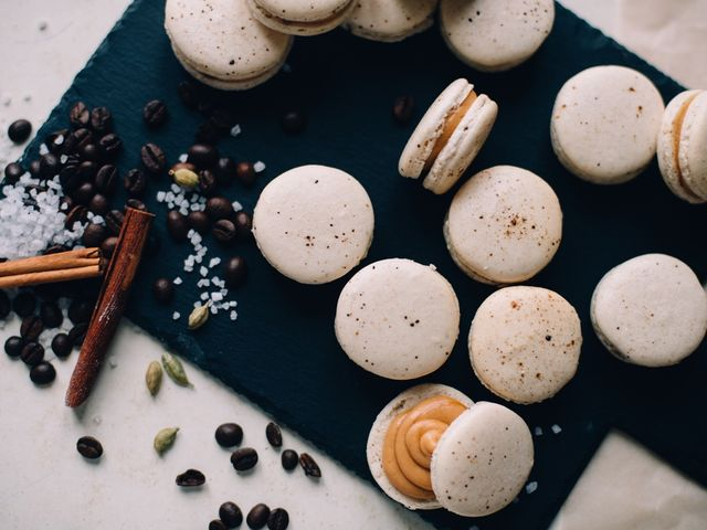 Receta para elaborar macarons para la mesa de dulces