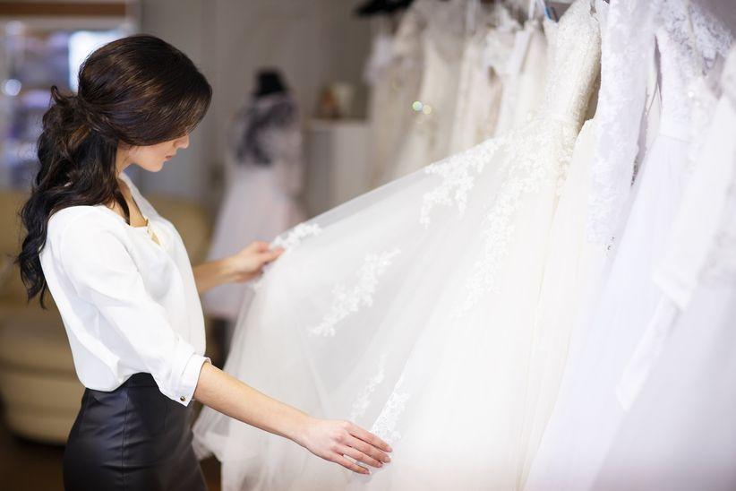 comprar el vestido de novia por internet?: ¡que no te engañen!