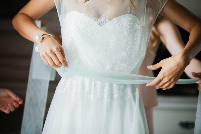 Vestidos de novia para civil mercado libre