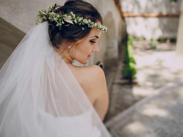 15 claves sobre el look nupcial para novias de baja estatura