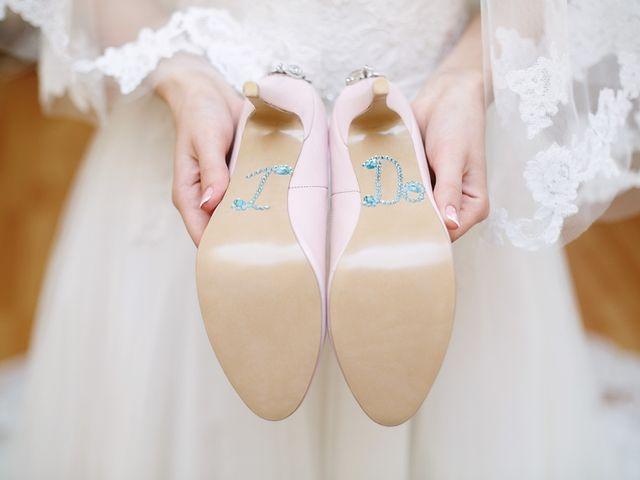 10 errores que debes evitar en la compra de tus zapatos de novia