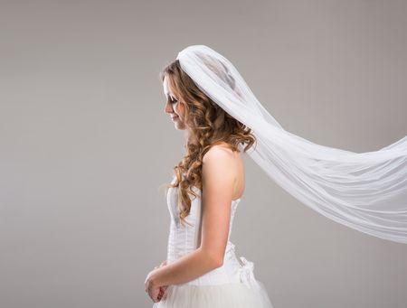 16 velos de novia tipo catedral