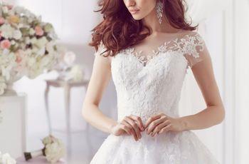 Vestidos de novia baratos: cómo y dónde buscar