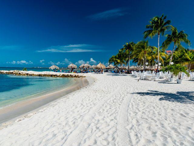 Luna de miel en Aruba: ¡el paraíso los espera!