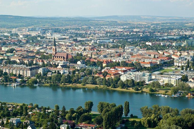 Danubio, Viena
