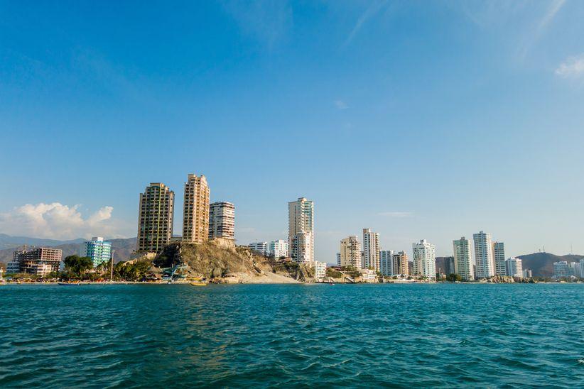 Playa Rodadero