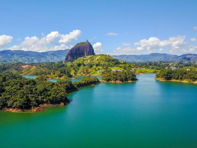 10 lugares para viajar en pareja por Colombia