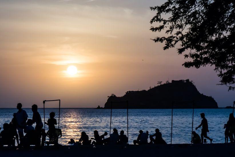 Matrimonio Catolico En La Playa Colombia : Luna de miel en santa marta la perla del caribe colombiano