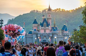 Disney: una luna de miel para divertirse en grande