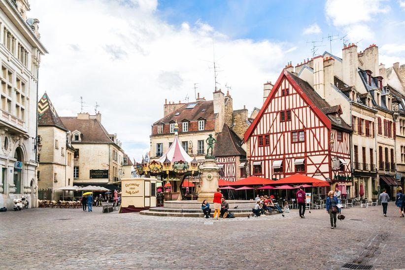 Dijón, Francia
