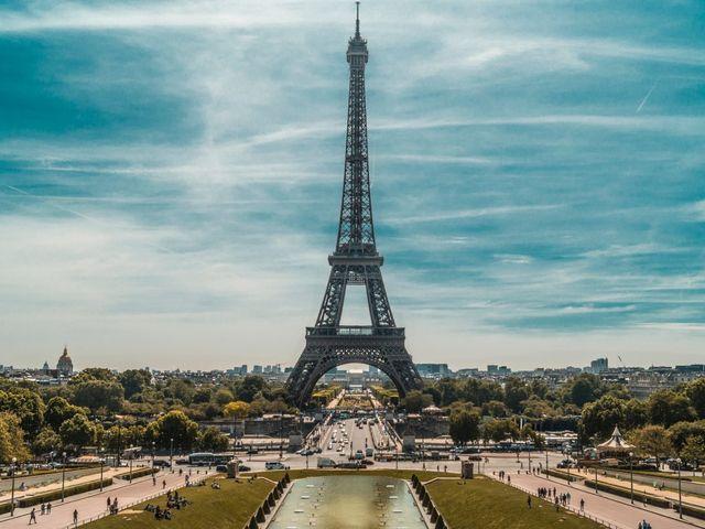 Luna de miel en París: romanticismo en la ciudad luz
