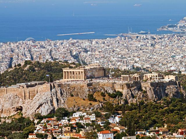 5 motivos que los harán desear una luna de miel en Grecia