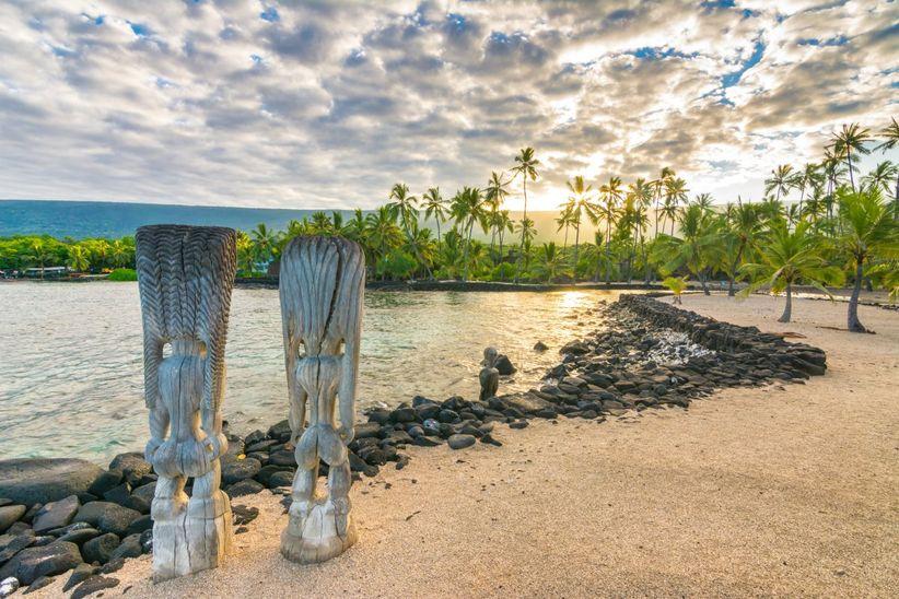 Parque Histórico Nacional - Pu'uhonua