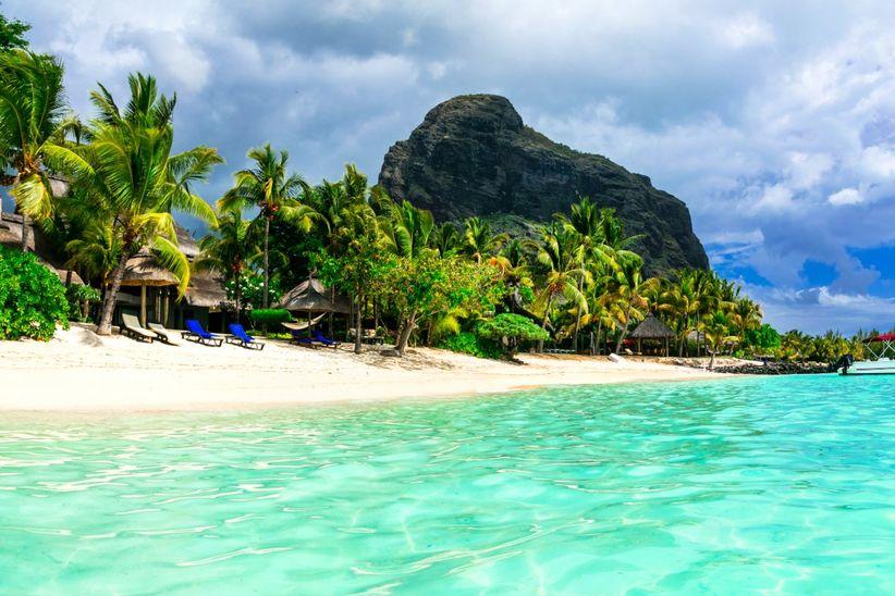 Isla Mauricio, África Oriental