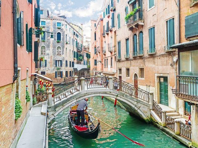 Luna de miel en Venecia: el destino perfecto para los más románticos