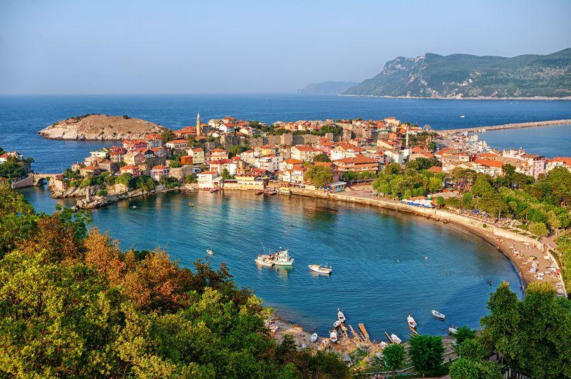 Amasra, Turquía