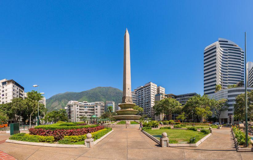 Obelisco de la Plaza Altamira, Caracas