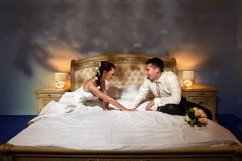 como hacer de boda en casa