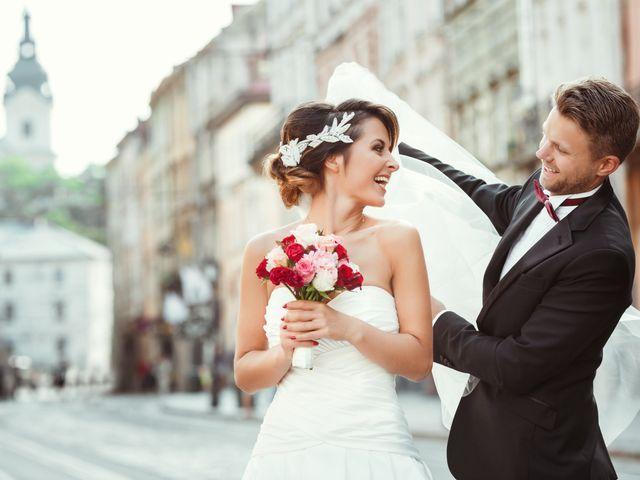 5 matrimonios muy originales ¿Te atreves?