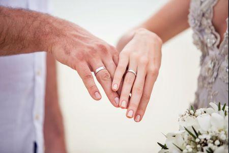 Argollas de matrimonio en oro blanco: para dar un ¡sí, acepto! definitivo