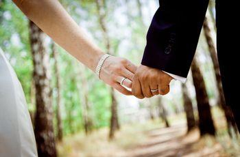 ¿Saben qué aspectos definen el precio de las argollas de matrimonio?
