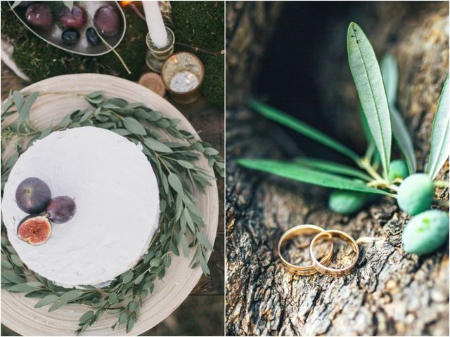 La planta de olivo para decorar tu matrimonio