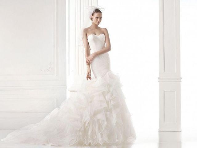 Vestidos de novia Pronovias 2015 para enamorarse