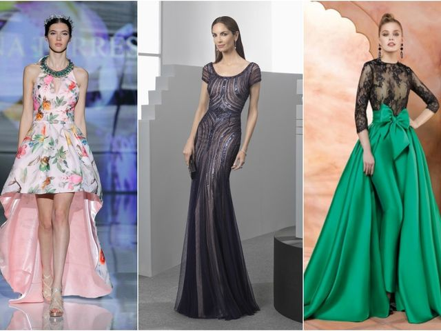 6 tendencias 2017 para tu look de invitada