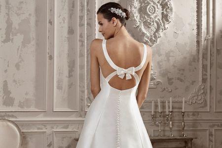 Tipos de escotes en la espalda: 6 básicos en los vestidos de novias