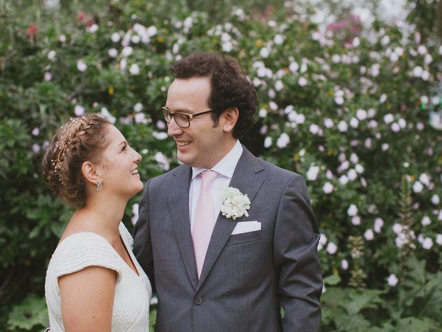 El matrimonio campestre de Elisa y Andrés