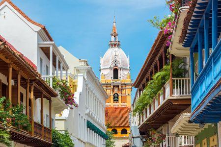 Luna de miel en Cartagena: sinónimo de alegría e historia