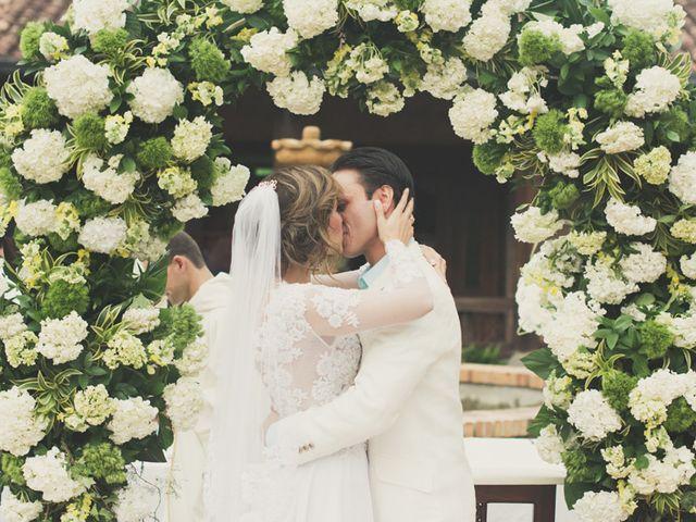 El matrimonio de Verónica y José en Villavicencio