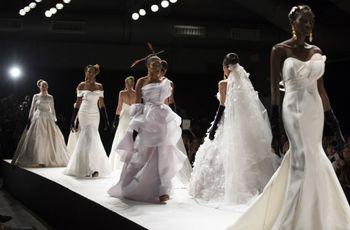 New York International Bridal Week: la feria de moda nupcial que marca la temporada