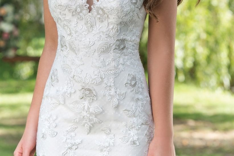 25 términos del vestido de novia que debes saber