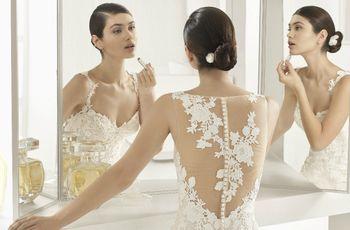 Vestidos de novia con espaldas increíbles: 75 diseños que te enamorarán