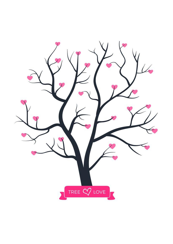 DIY: ¡Anímate a hacer tu propio árbol de huellas!