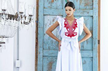 Vestidos cortos blancos para fiesta: 5 consejos para usarlo en un matrimonio
