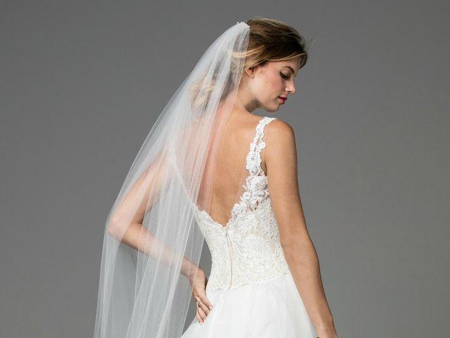 Los tips que estabas buscando para elegir tu peinado de novia con velo