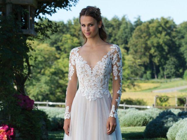 ¿Cómo elegir el vestido de novia para estilizar la figura?