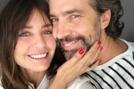 El íntimo matrimonio de Marcela Mar y Pedro Fernández