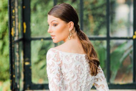 Tendencias en peinados para novias 2019