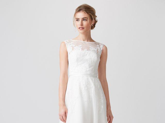 Monsoon 2019: vestidos de novia con inspiración griega
