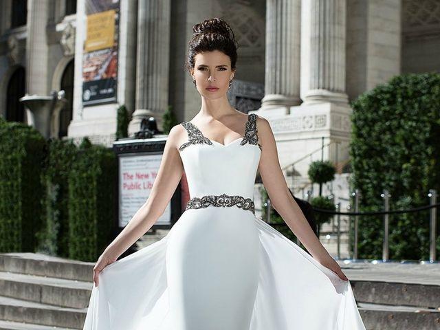 Vestidos de novia Pollardi 2018: para lucir como una estrella
